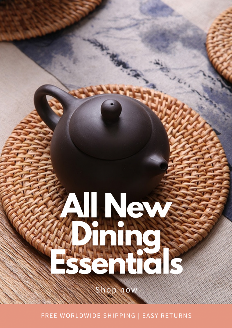 New Dining essentials for home